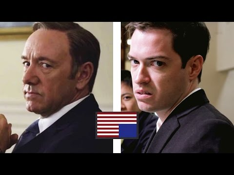 If Frank Underwood Was Your Co-Worker (House of Cards)