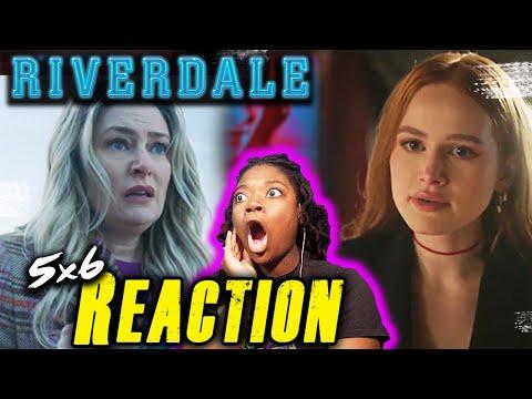 "Riverdale Season 5 Episode 6 ""Back to School""   REACTION!!"