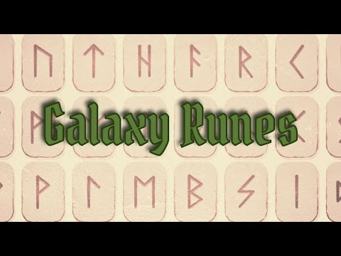 Video of Galaxy Runes Pro