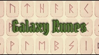 Galaxy Runes Pro YouTube video