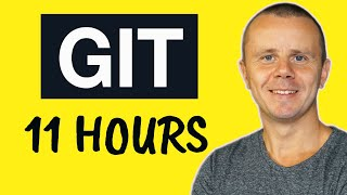 Git and GitHub Tutorial for Beginners [11 Hours]