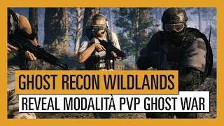 Rivelazione modalità PVP Ghost War