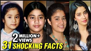 Video Janhvi Kapoor 31 UNKNOWN SHOCKING Facts | Happy Birthday Janhvi Kapoor MP3, 3GP, MP4, WEBM, AVI, FLV Maret 2019