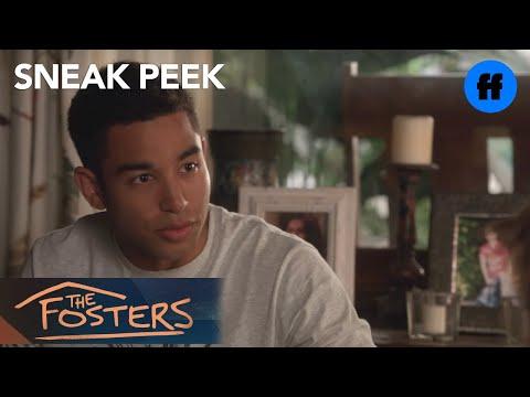 The Fosters 3.16 (Clip 'AJ & Callie')