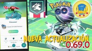 Buenas, soy Draco y en este nuevo vídeo de Pokemon Go, analizamos la nueva actualización de tres modos diferentes:...