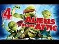 Aliens In The Attic Walkthrough Part 4 ps2 Wii Pc Movie