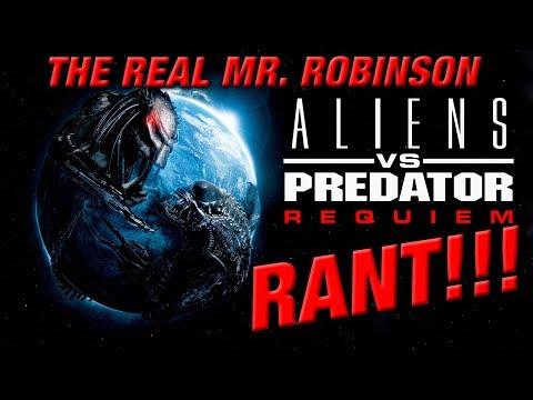 ALIENS VS. PREDATOR: REQUIEM (2007) Retro Movie Review/RANT!!!