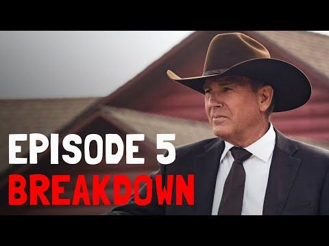 Yellowstone Season 3 Episode 5 - REVIEW AND RECAP