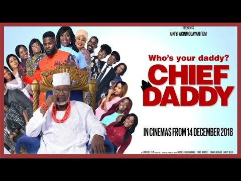 CHIEF DADDY | NIGERIAN MOVIE REVIEW | EBONYLIFE FILMS | VLOGMAS #4
