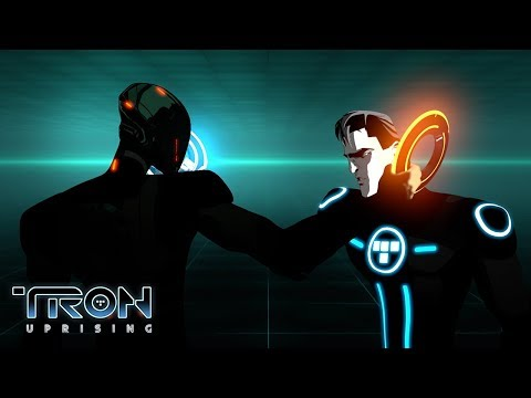 Beck's Beginning Pt. 5 | TRON: Uprising | Disney XD