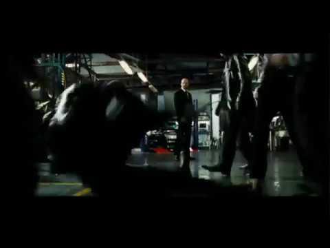 Transporter 3 (2008) - Garage Fight Scene