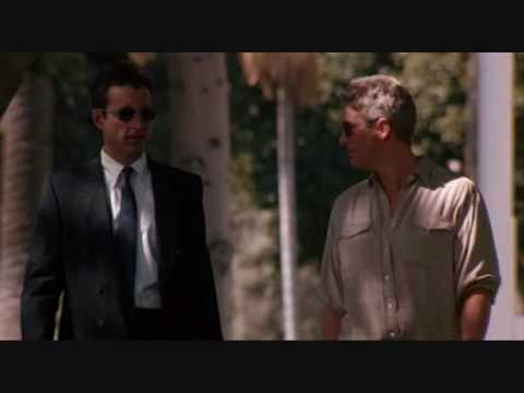 Internal Affairs Movie Scene