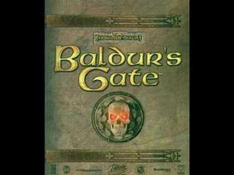 Baldur's Gate OST - The Friendly Arms Inn