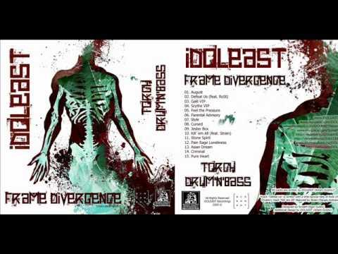 iDOLEAST - Frame Divergence = Torch Drum'n'Bass (IDOLDIGI001)`2009 (видео)