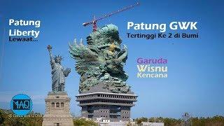 Video Fakta Patung GWK di Bali, Menjadi Patung Terbesar Kedua Di Dunia ! MP3, 3GP, MP4, WEBM, AVI, FLV Desember 2018