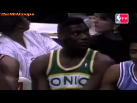 shawn kemp - Round 1 First Dunk (Score: 49.1): 0:12 Second Dunk (Score: 49.1): 1:53 Round 2 First Dunk (Score: 47.6): 3:11 Second Dunk (Score: 48.8): 4:35 February 10, 19...