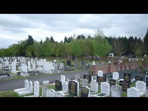 Amy Winehouse`s Gravestone, Edgware Jewish Cemetry, Edgware (видео)