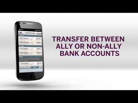 Video of Ally Mobile Banking