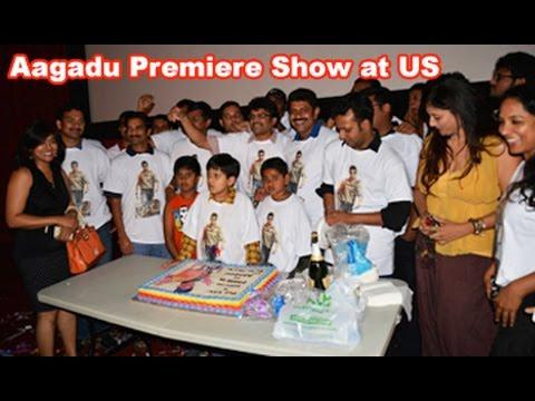 Aagadu Premiere Show in Serra Theatres Bay Area CA