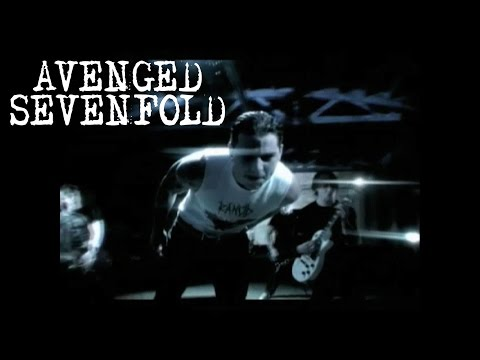 Unholy Confessions (Original First Cut M - AVENGED SEVENFOLD