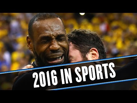 Video: 2016: The year in sports | Nuff Said