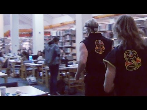 whatever - Awkward Library Situations inspired by Adrian Van Oyen Train SUBSCRIBE: http://youtube.com/subscription_center?add_user=whatever FACEBOOK: http://facebook.co...