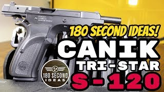 tristar   canik s120 review