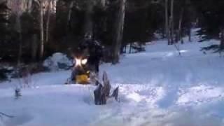 3. 2008 Ski Doo XP Renegade 800 X