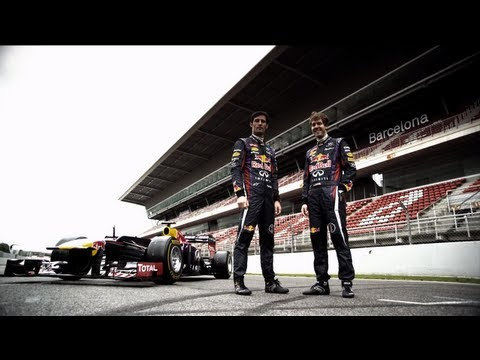 Red Bull F1™ Spy trailer
