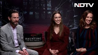 Meet The Stars Of 'The Haunting of Hill House'