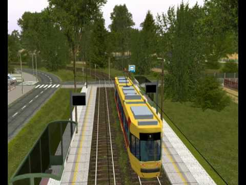 Kamieniec City by Thalys [Trainz Railroad Simulator 2004]
