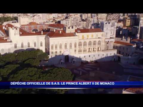 S.A.S. le Prince Albert II apporte son soutien à la communauté italienne