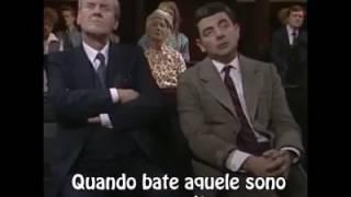 DORMINDO NO CULTO