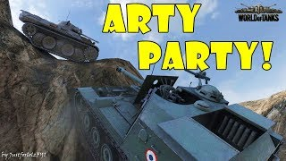 Arty party from World of Tanks is back with a wide range of RNG shots, blind kills, some very unfortunate Skorpion G-s and a a very cheeky escape.... Artillery funny moments for some high-explosive fun!► PLAY WORLD OF TANKS FOR FREE: https://goo.gl/NopXpJ► PLAY WORLD OF WARSHIPS FOR FREE: https://goo.gl/GJhVxS(Official Wargaming affiliate links)REPLAY SUBMISSION / CONTACT: - Replay Website: http://justforlolzfyi.wot-record.com - Emails: JustforlolzFYI@yandex.comWORTH A LOOK:►THE RNG STORE: https://www.teespring.com/stores/the-rng-store►FACEBOOK: https://www.facebook.com/justforlolzfyi►TWITTER: https://twitter.com/JustforlolzFYI►TWITCH: http://www.twitch.tv/justforlolzfyi►FAQ: https://goo.gl/S7kWJq♥ SUPPORT THE CHANNEL:PAYPAL - https://goo.gl/4brPAHMUSIC: (courtesy of Epidemic Sound)Taken For A Fool 5 - Marc TorchTouching And Inspiring Stories 6 (Indie Pop Version) - Andreas EricsonNothing Is Lost (Indie Pop Version) - Andreas EricsonStep On It 5 - Magnus RingblomCREDITS:Channel Art: https://goo.gl/zLZnzAJustforlolzFYI Logo by KatakINTRODUCTION:JustforlolzFYI here, your new favorite World of Tanks YouTuber and creator of the World of Tanks Funny Moments, World of Tanks Arty Party and World of Tanks TOP 5 series! Daily videos covering funny moments compilations, RNG montages, EPIC gameplay, guides, reviews, regular giveaways and more!  Want to see your World of Tanks gameplay or funny moment on the channel? Don't hesitate to send in your replay via the email address below, or upload it directly to http://justforlolzfyi.wot-record.com.I mainly play and feature World of Tanks PC, but if you are a fan of World of Tanks Blitz, World of Tanks Xbox One or World of Tanks PS4, your funny moments could still get featured in a special montage! Looking for some live World of Tanks gameplay or want to ask something? Check out my regular World of Tanks TWITCH streams on: http://www.twitch.tv/justforlolzfyiEnjoy the content!