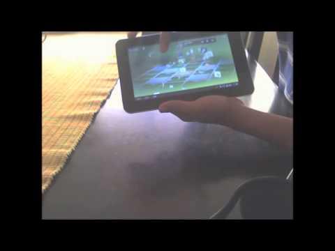 Review de la Tablet AOC Breeze G7 MW0712
