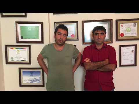 Enver Karaca - Bel Fıtığı Hastası - Prof. Dr. Orhan Şen