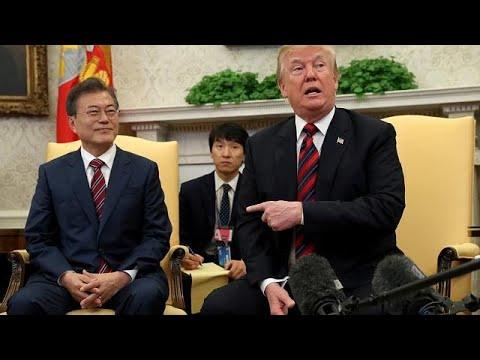 Ντ. Τραμπ: Ανοιχτό ενδεχόμενο αναβολής της συνάντησης με Κιμ…
