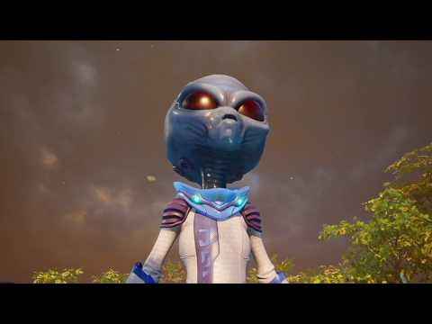 Destroy All Humans! : Destroy All Humans! - Welcome to Turnipseed Farm