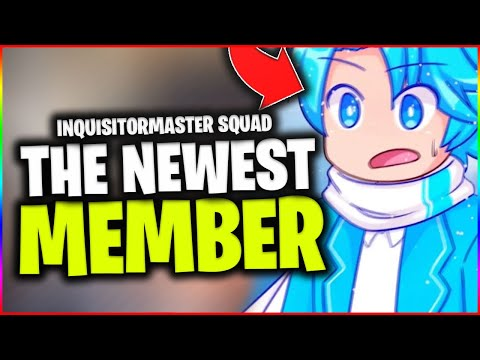 SORA The Newest Member OF INQUISITORMASTER SQUAD - REVEAL!!