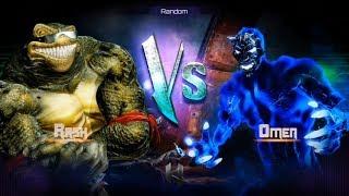 Killer Instinct - Fight 22 - Rash(Holder) vs Omen(Challenger)