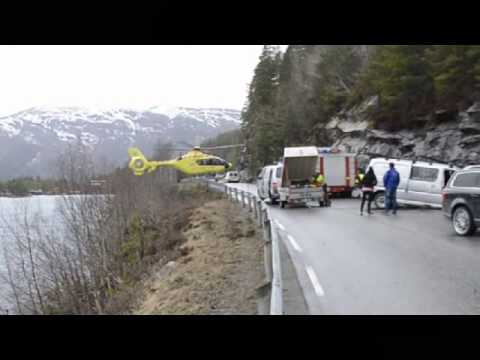 How the Hell Did This Helicopter Land on a Rail