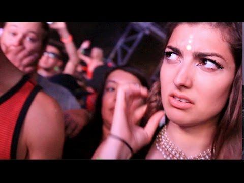 How Girls Act At Coachella!