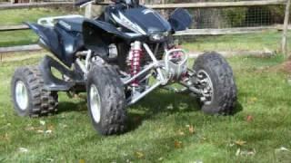 6. Honda TRX450R