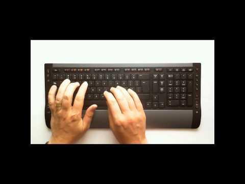 Logitech S510 keyboard review