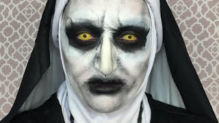 Video THE CONJURING 2 VALAK MAKEUP TUTORIAL! MP3, 3GP, MP4, WEBM, AVI, FLV Agustus 2018