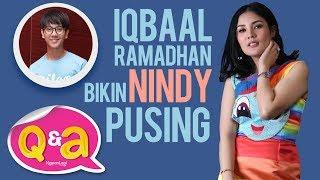 Video Cara Nindy Untuk Bisa Bertemu Iqbaal Ramadhan MP3, 3GP, MP4, WEBM, AVI, FLV September 2018
