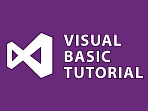 Visual Basic Tutorial 2017