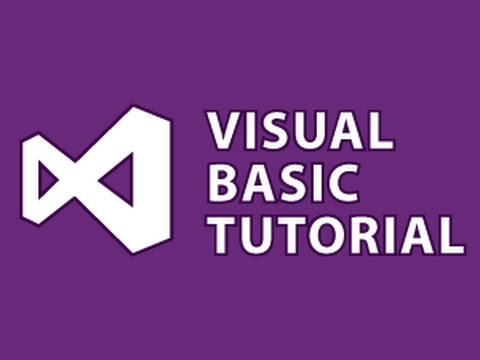 Visual Basic Tutorial 2017