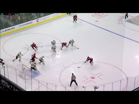 Video: Coyotes' Chychrun scores in his first game of the season