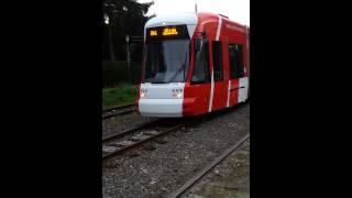 Krefeld Germany  city photos gallery : Tram in Krefeld, Germany